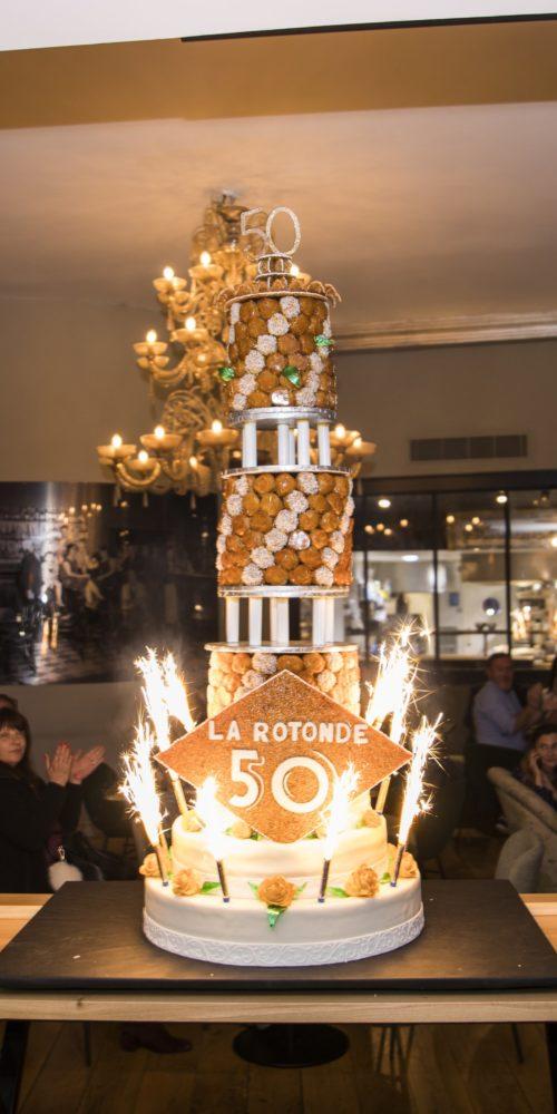 restaurant aix La Rotonde
