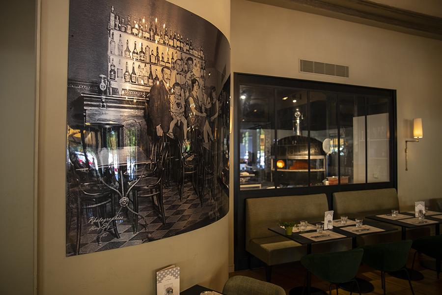 La salle de restaurant - La Rotonde - Restaurant Aix-en-Provence