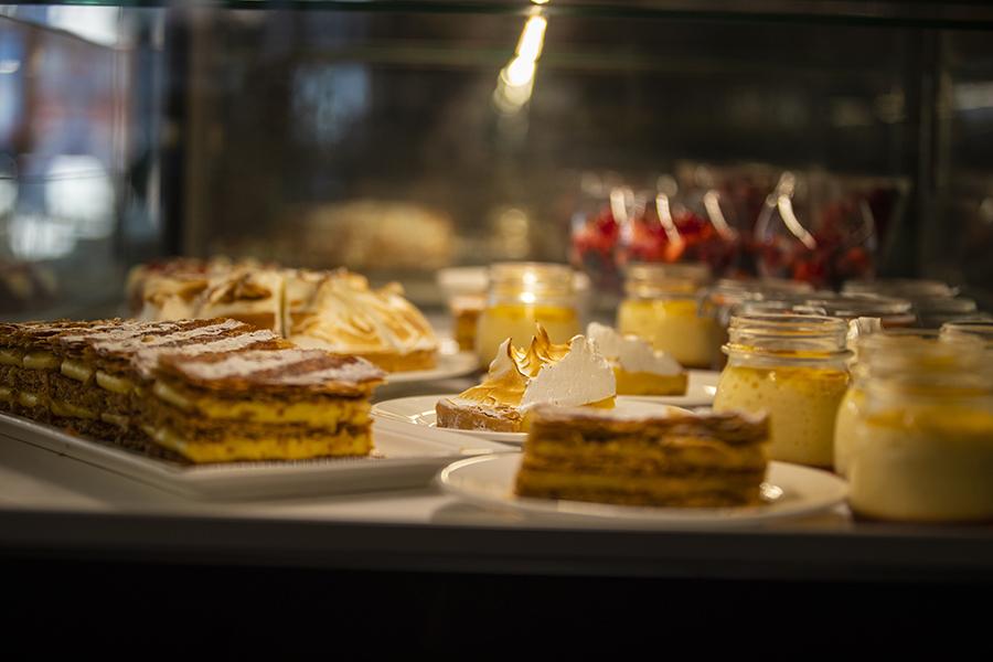 Les desserts - La Rotonde - Restaurant Aix-en-Provence
