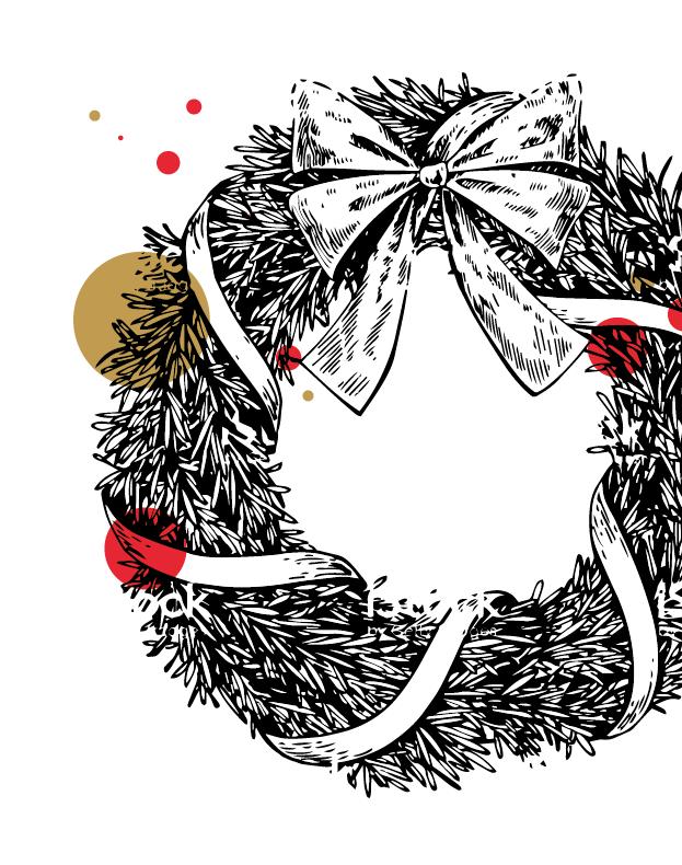 🎉 Venez fêter Noël à La Rotonde ! 🎊