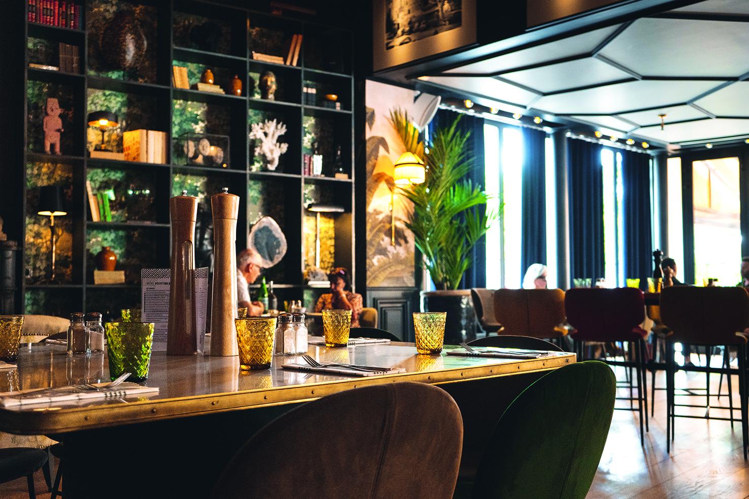 La Rotonde - Restaurant Aix-en-Provence