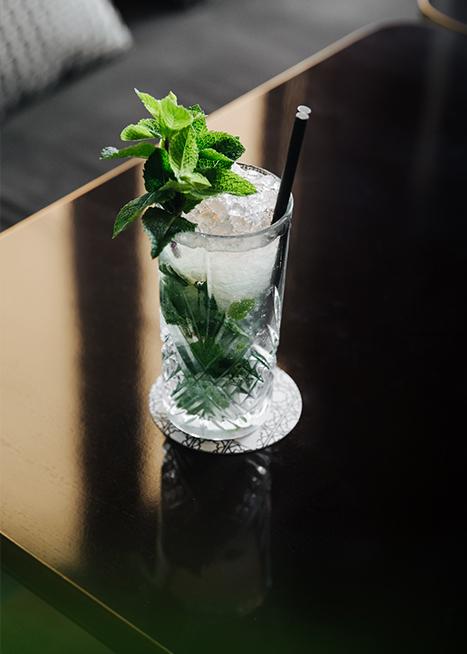 mojito et cocktails la rotonde